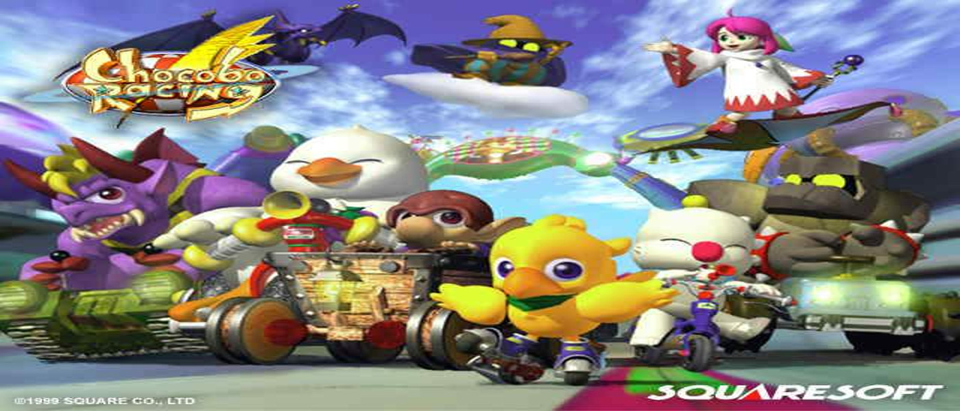 Chocobo Racing Review