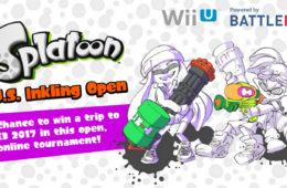 U.S. Splat Open no Nintendo Switch